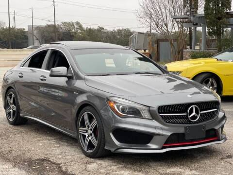 2015 Mercedes-Benz CLA for sale at AWESOME CARS LLC in Austin TX