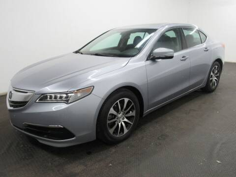 2016 Acura TLX for sale at Automotive Connection in Fairfield OH