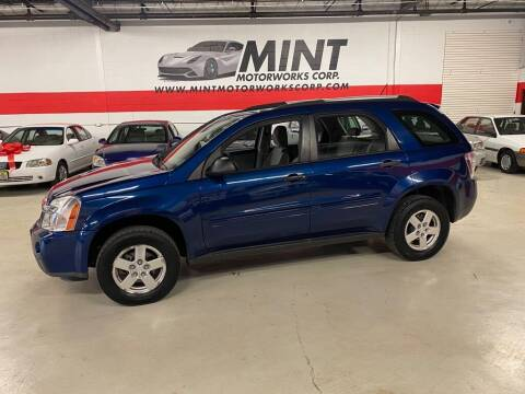 2008 Chevrolet Equinox for sale at MINT MOTORWORKS in Addison IL