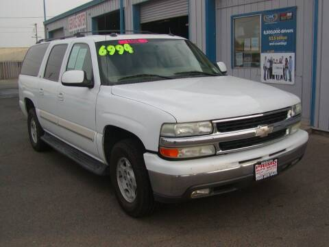 2004 Chevrolet Suburban for sale at Primo Auto Sales in Merced CA