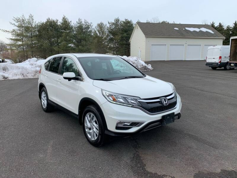 2016 Honda CR-V for sale at Interstate Fleet Inc. Auto Sales in Colmar PA