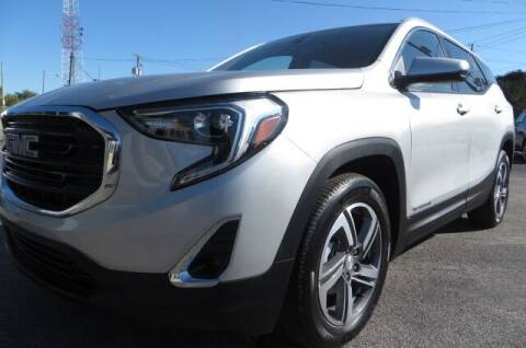 2019 GMC Terrain for sale at Eddie Auto Brokers in Willowick OH