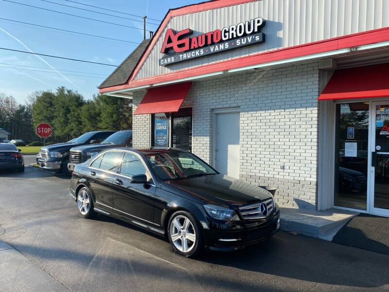 2011 Mercedes-Benz C-Class for sale at AG AUTOGROUP in Vineland NJ