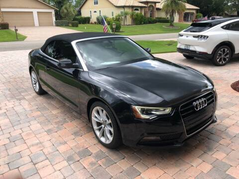 2013 Audi A5 for sale at Bcar Inc. in Fort Myers FL