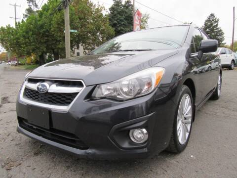 2013 Subaru Impreza for sale at PRESTIGE IMPORT AUTO SALES in Morrisville PA