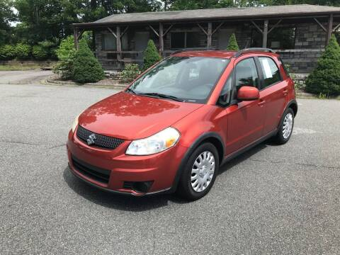 2011 Suzuki SX4 Crossover for sale at Highland Auto Sales in Boone NC