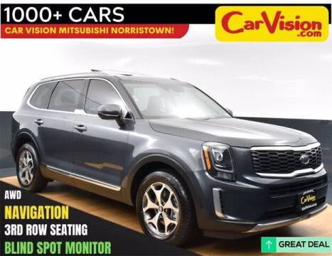 2020 Kia Telluride for sale at Car Vision Buying Center in Norristown PA