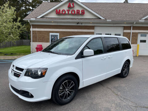 2018 Dodge Grand Caravan for sale at A 1 Motors in Monroe MI