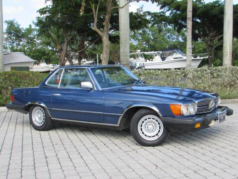 1985 Mercedes-Benz 380-Class for sale at Auto Quest USA INC in Fort Myers Beach FL