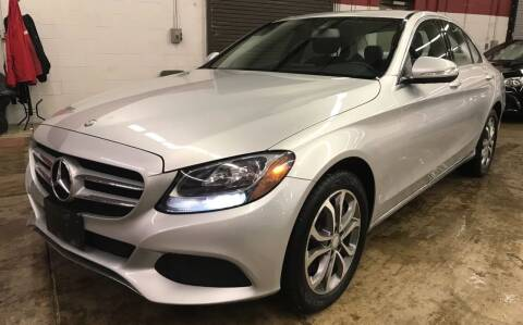 2015 Mercedes-Benz C-Class for sale at Columbus Car Warehouse in Columbus OH