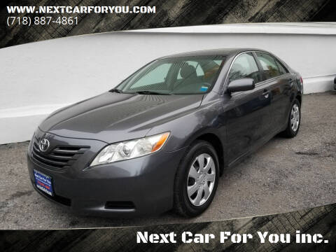 2007 Toyota Camry for sale at Next Car For You inc. in Brooklyn NY
