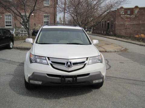 2009 Acura MDX for sale at EBN Auto Sales in Lowell MA
