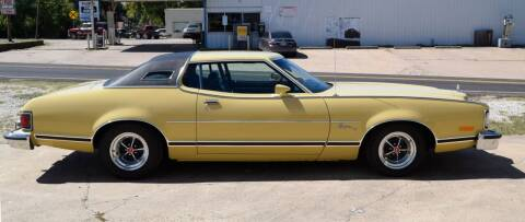 1974 Mercury Cougar for sale at Pat's Auto Sales in Pilot Point TX