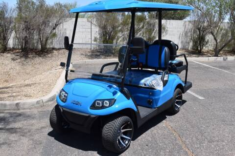 2021 ICON i40 for sale at AMERICAN LEASING & SALES in Tempe AZ
