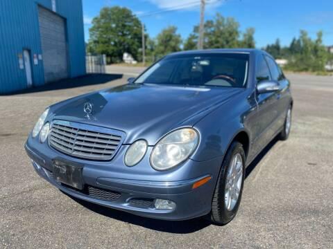2004 Mercedes-Benz E-Class for sale at South Tacoma Motors Inc in Tacoma WA