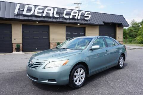 2008 Toyota Camry for sale at I-Deal Cars in Harrisburg PA