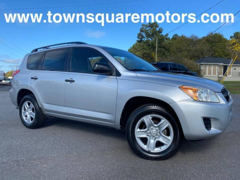 2010 Toyota RAV4 for sale at Town Square Motors in Lawrenceville GA