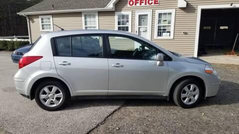 2007 Nissan Versa for sale at MIKE B CARS LTD in Hammonton NJ