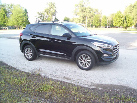 2016 Hyundai Tucson for sale at Dave Thornton North East Motors in North East PA