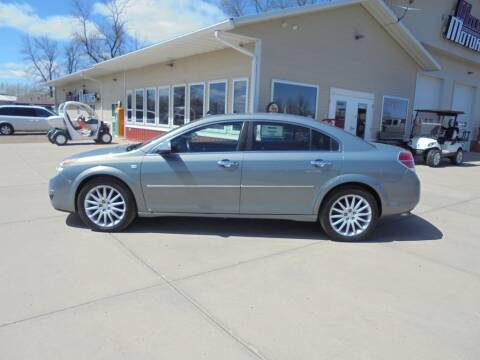 2008 Saturn Aura for sale at Milaca Motors in Milaca MN