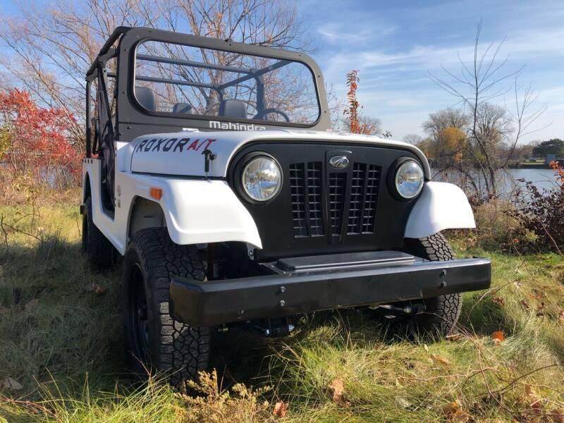 2019 Mahindra ROXOR for sale at Adrenaline Motorsports Inc. in Saginaw MI