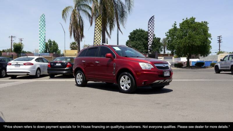 2008 Saturn Vue for sale at Westland Auto Sales in Fresno CA