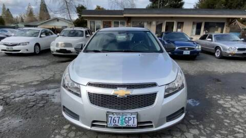 2014 Chevrolet Cruze for sale at Liberty Automotive in Grants Pass OR