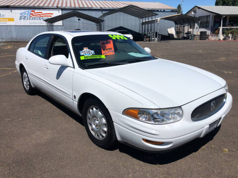 2000 Buick LeSabre for sale at Freeborn Motors in Lafayette, OR