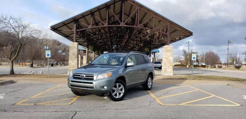 2008 Toyota RAV4 for sale at D&C Motor Company LLC in Merriam KS