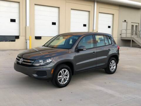 2014 Volkswagen Tiguan for sale at EUROPEAN AUTO ALLIANCE LLC in Coral Springs FL