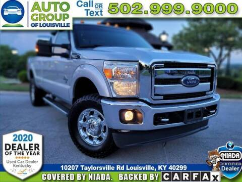 2015 Ford F-350 Super Duty for sale at Auto Group of Louisville in Louisville KY