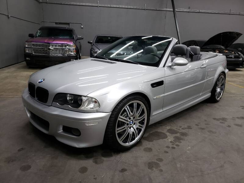 2006 BMW M3 for sale at EA Motorgroup in Austin TX