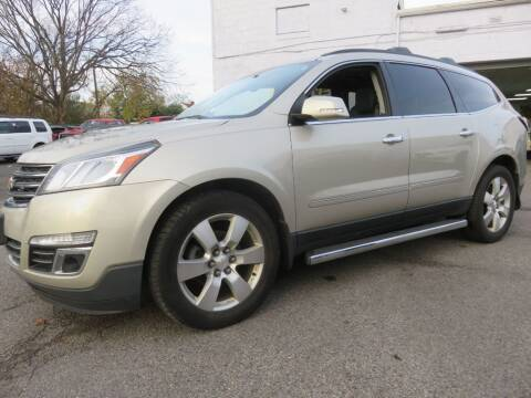 2013 Chevrolet Traverse for sale at US Auto in Pennsauken NJ