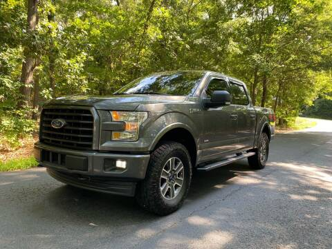2017 Ford F-150 for sale at US 1 Auto Sales in Graniteville SC