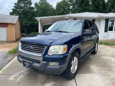 2006 Ford Explorer for sale at Efficiency Auto Buyers in Milton GA