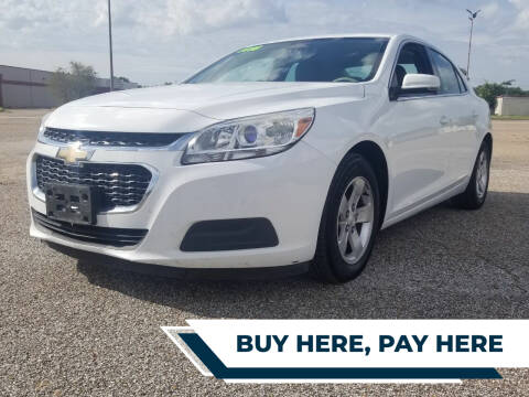 2016 Chevrolet Malibu Limited for sale at Auto District in Baytown TX
