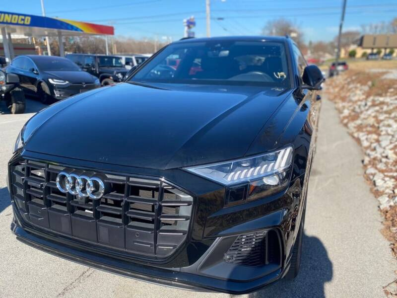 2019 Audi Q8 for sale at Z Motors in Chattanooga TN