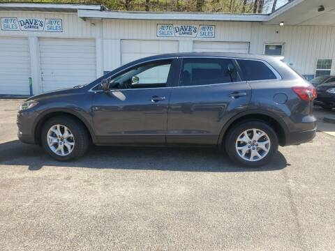2014 Mazda CX-9 for sale at Dave's Garage & Auto Sales in East Peoria IL