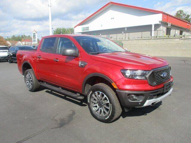 2021 Ford Ranger for sale in Exeter, NH
