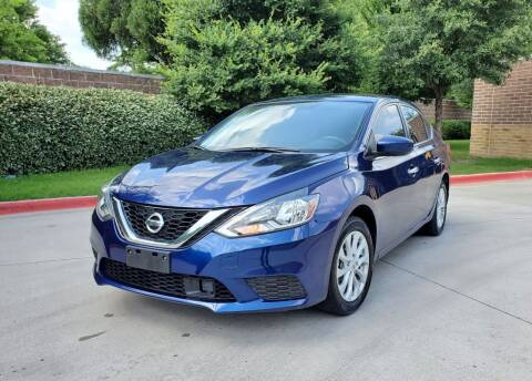 2019 Nissan Sentra for sale at International Auto Sales in Garland TX