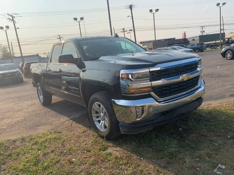 2016 Chevrolet Silverado 1500 for sale at M-97 Auto Dealer in Roseville MI