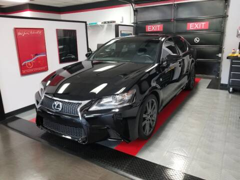 2015 Lexus GS 350 for sale at Encore Motors in Macon GA
