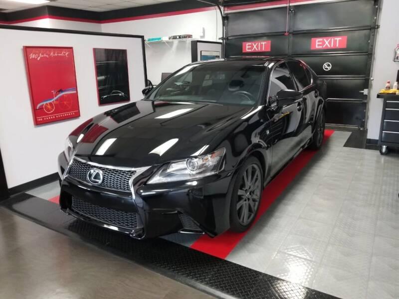 2015 Lexus GS 350 for sale at Encore Motors in Macon GA