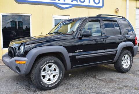 2004 Jeep Liberty for sale at Buy Here Pay Here Lawton.com in Lawton OK