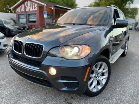 2011 BMW X5 for sale at CHECK  AUTO INC. in Tampa FL