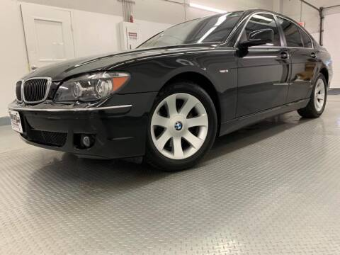 2008 BMW 7 Series for sale at TOWNE AUTO BROKERS in Virginia Beach VA