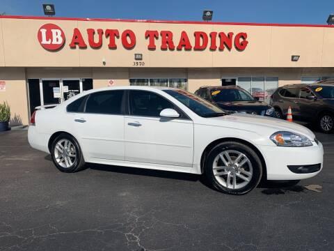 2012 Chevrolet Impala for sale at LB Auto Trading in Orlando FL