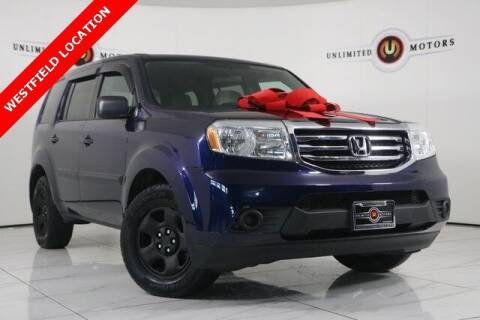 2015 Honda Pilot for sale at INDY'S UNLIMITED MOTORS - UNLIMITED MOTORS in Westfield IN