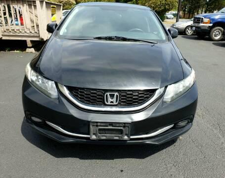 2013 Honda Civic for sale at Life Auto Sales in Tacoma WA