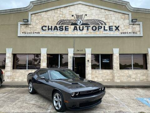 2017 Dodge Challenger for sale at CHASE AUTOPLEX in Lancaster TX